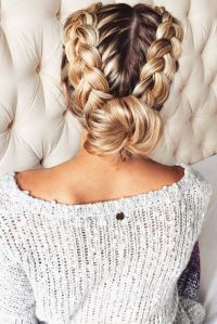 Best 25+ Hairstyles ideas on Pinterest | Braided ...