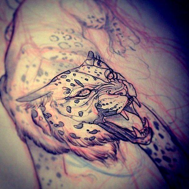 1000+ Ideas About Jaguar Tattoo On Pinterest Jaguar