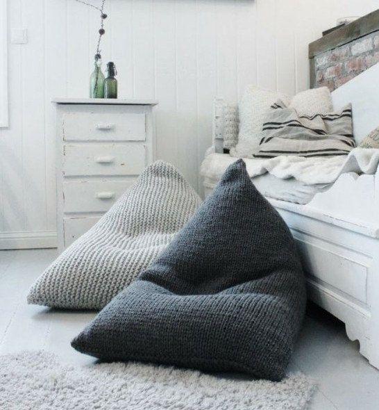 no sew bean bag chair white and gold 17+ best ideas about floor pillows kids on pinterest | pillow beds, baby mattress