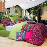 Modern Bohemian Duvet Covers Designer Girls Boho Bedding ...