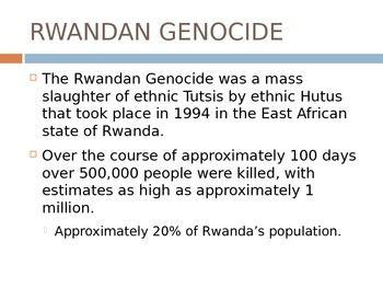 Genocide Essay Rwanda Genocide Essay Rwanda Genocide Essay Academic