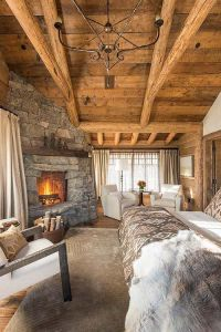 25+ Best Ideas about Log Cabin Bedrooms on Pinterest | Log ...