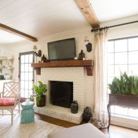 1000+ ideas about White Brick Fireplaces on Pinterest ...