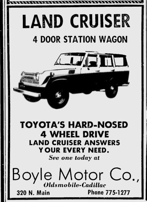 10 best Toyota Land Cruiser FJ45 LV Wagon 1966 Reformer