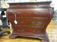 Bombay Chests On Sale | Bombay Chest 4 drawers marble top ...