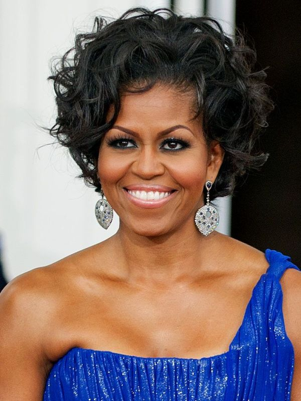 25 best ideas about Michelle obama hair on Pinterest