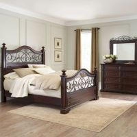 Florence 5pc Bed, Dresser and Mirror Set - JCPenney ...