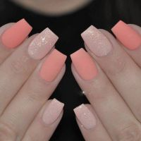 25+ Best Ideas about Salmon Nails on Pinterest | Corral ...