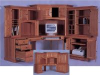 Free Corner Computer Desk Plans - WoodWorking Projects & Plans