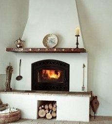 25+ best ideas about Adobe Fireplace on Pinterest