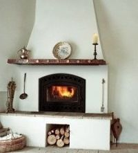 25+ best ideas about Adobe Fireplace on Pinterest