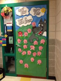 Don't huff, don't puff, don't do that stuff Drug free door