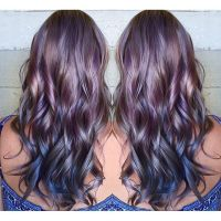 25+ best ideas about Metallic hair dye on Pinterest