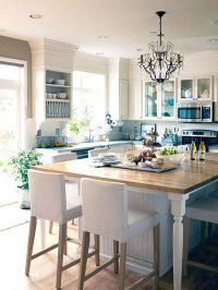 Build Your Own Kitchen Island With Seating - WoodWorking ...