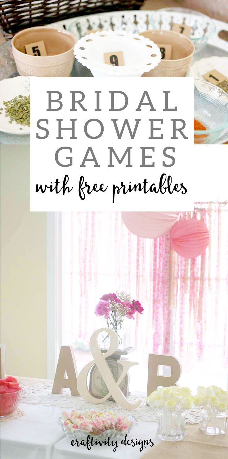 1000 ideas about Bridal Shower Games on Pinterest  Chic Bridal Showers Bridal and Shower Games