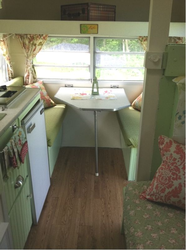 129 best images about Camper  Trailer Interiors on