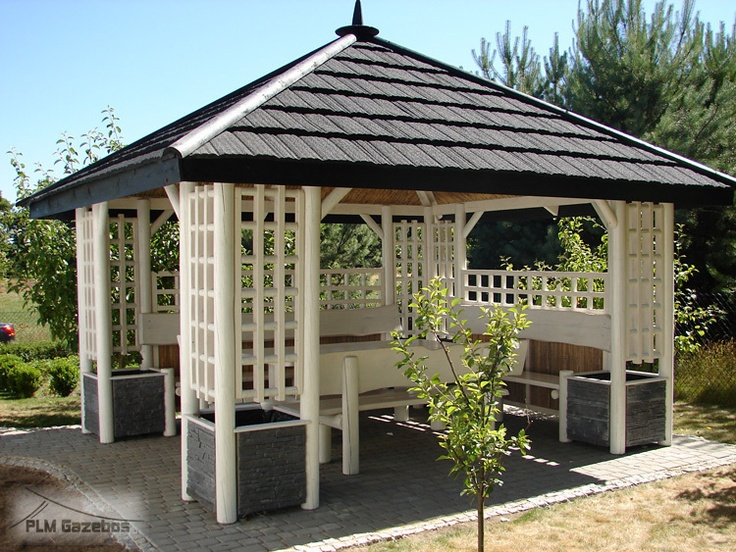 25 Best Ideas About Wooden Garden Gazebo On Pinterest Wooden