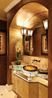 Best 25+ Tuscan bathroom decor ideas on Pinterest ...