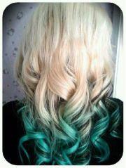 1000 turquoise blonde