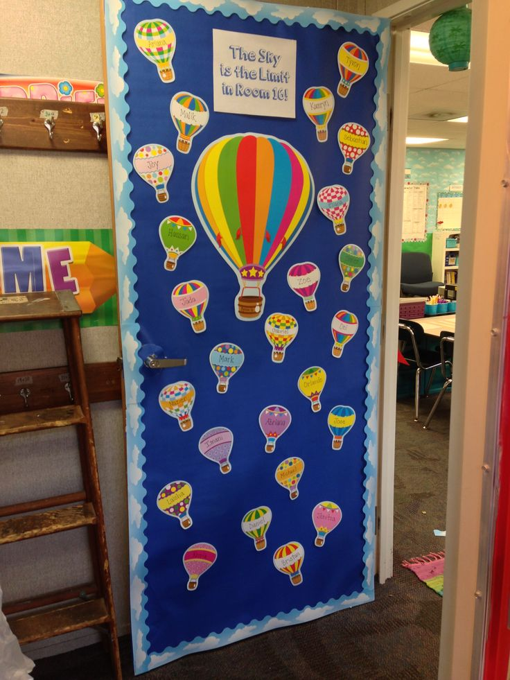 September Door Decoration Ideas