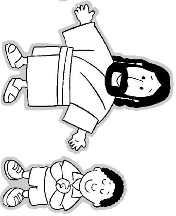 Salvation Coloring Pages For Preschool Coloring Pages
