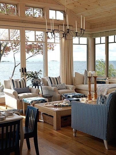 If I had a beach house or l