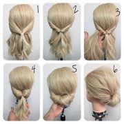 ideas easy bun
