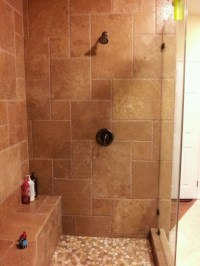 17 Best images about Standing Shower +Bathroom on
