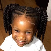 17 Best ideas about Kid Hair Braids on Pinterest