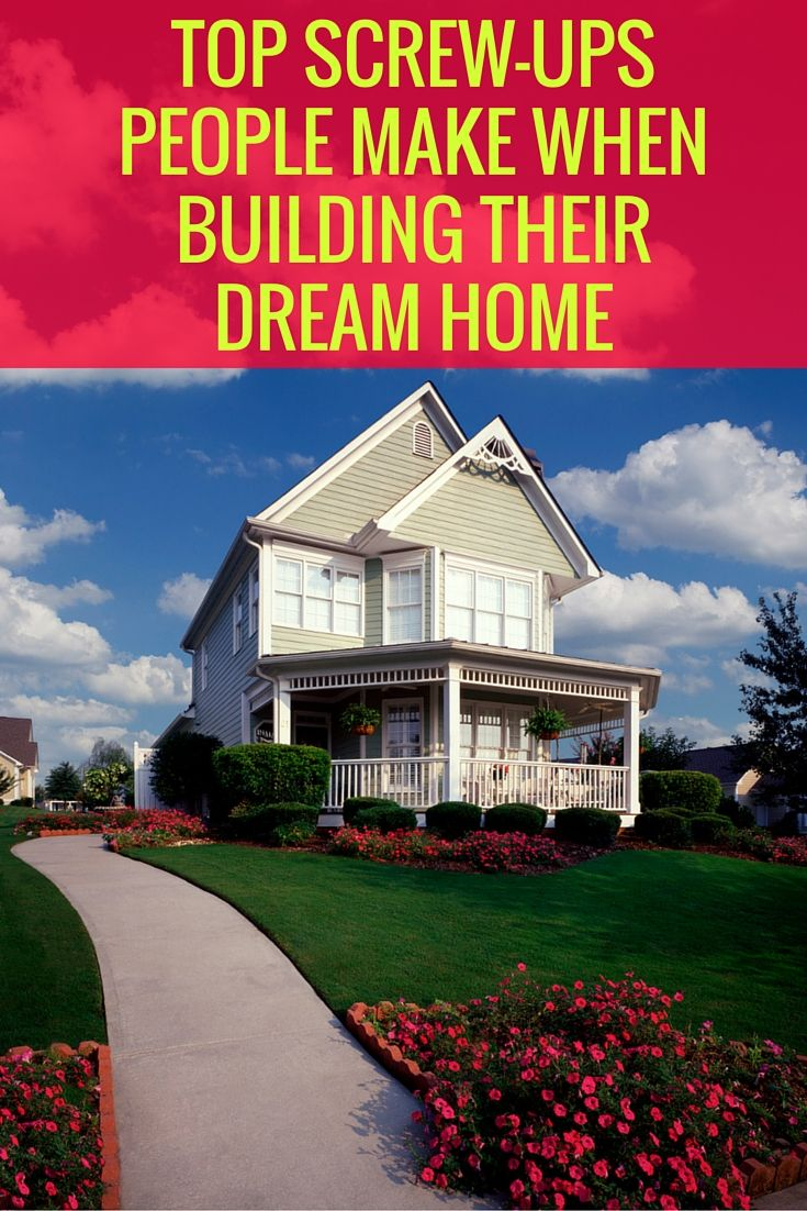 Home Building Tips ideas for building a house