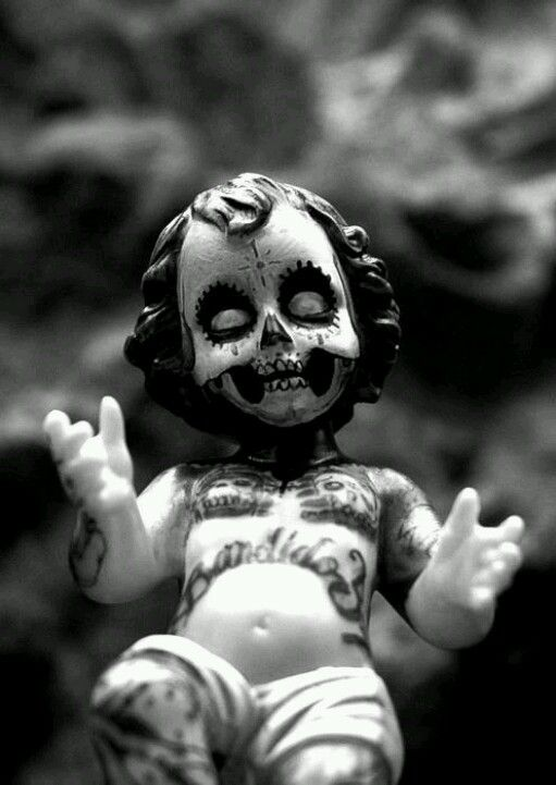1000 images about Halloween Baby Dolls on Pinterest