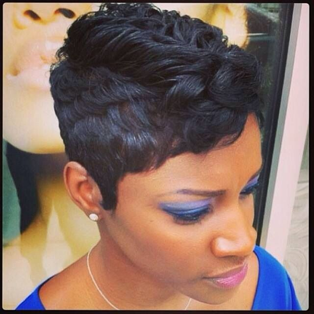 226 Best Images About Short Hair Styles For Black Women On