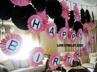 1000+ images about Paris Themed Birthday Party on ...