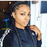 1000+ images about Two Braids Hairstyles on Pinterest