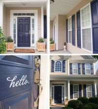 25+ best ideas about House Shutter Colors on Pinterest ...