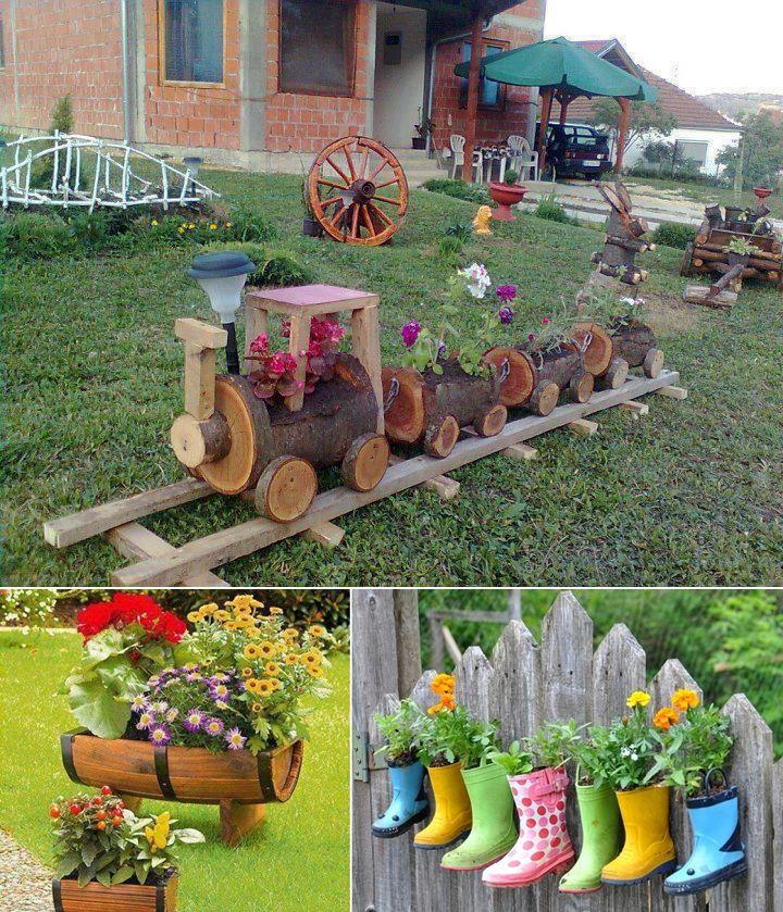 75 Best Images About DIY Gardening Ideas On Pinterest Gardens