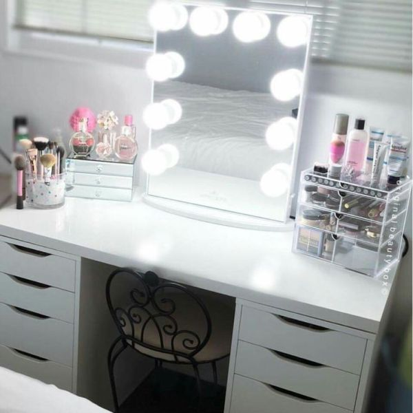 482 best images about MakeupBeauty Room Ideas on