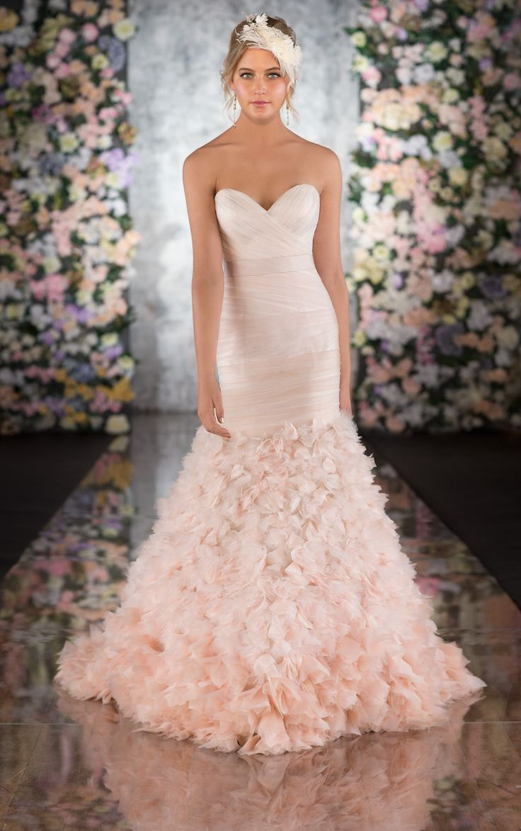 17 Best images about Trend Pink Ombre Wedding on