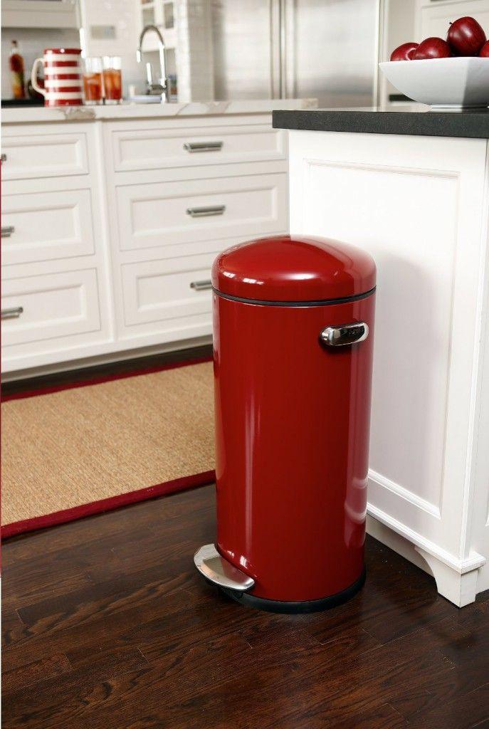 17 Best ideas about Modern Kitchen Trash Cans on Pinterest