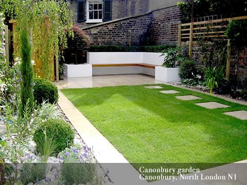 1000 Ideas About Contemporary Lawn And Garden On Pinterest