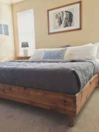 25+ best ideas about King Bed Frame on Pinterest | King ...