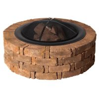 17 Best ideas about Concrete Fire Pits on Pinterest