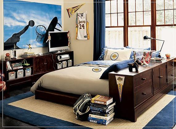 92 Best Images About Teen Boys Bedroom On Pinterest