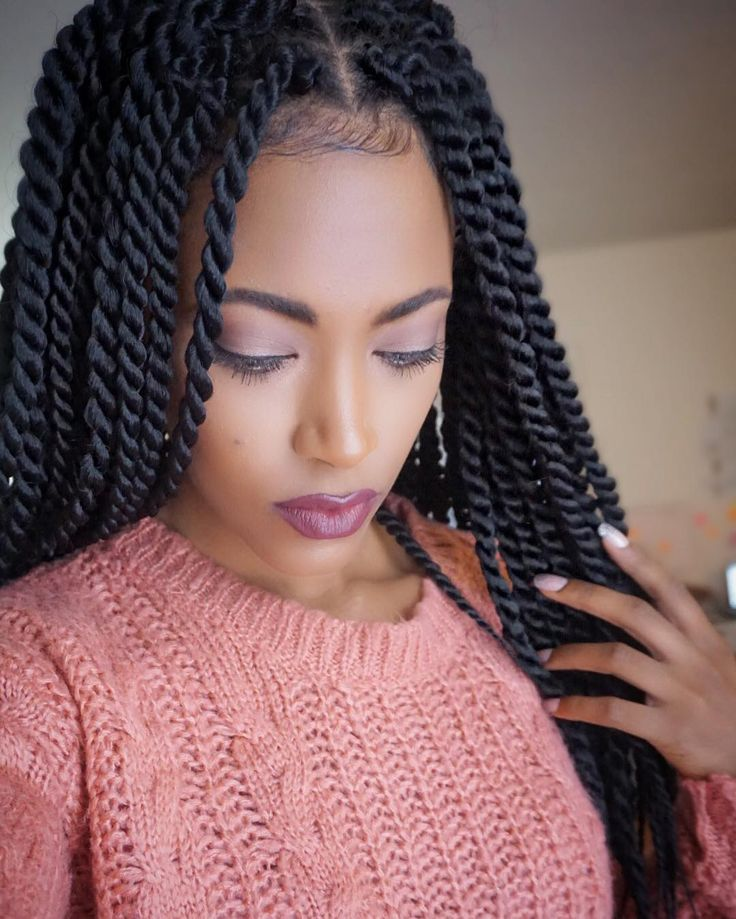 25 Best Ideas About Senegalese Twist Styles On Pinterest