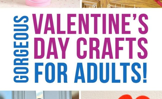 194 Best Images About Valentines Crafts On Pinterest Kid