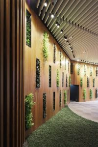 25+ best ideas about Office Lobby on Pinterest