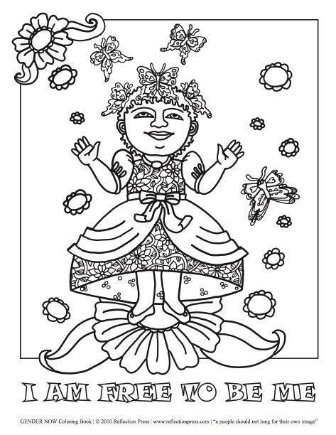 21 best images about Feminist Coloring Pages on Pinterest