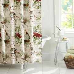 Diy Folding Chair Covers Kohls Zero Gravity Showers, Pottery And Bird Shower Curtain On Pinterest