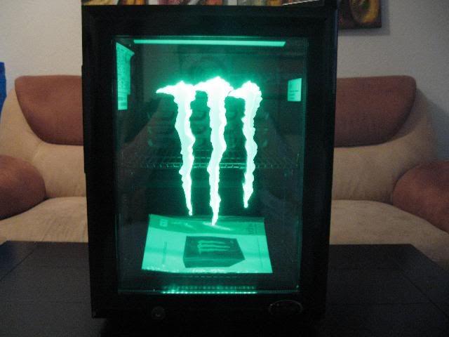 Monster Energy Cooler Monster Energy Fridge Drinks Pinterest Coolers Monster Energy And