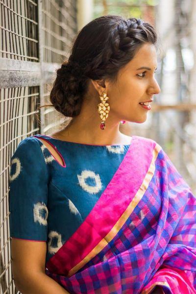 25+ Best Ideas about Designer Saree Blouses on Pinterest ...